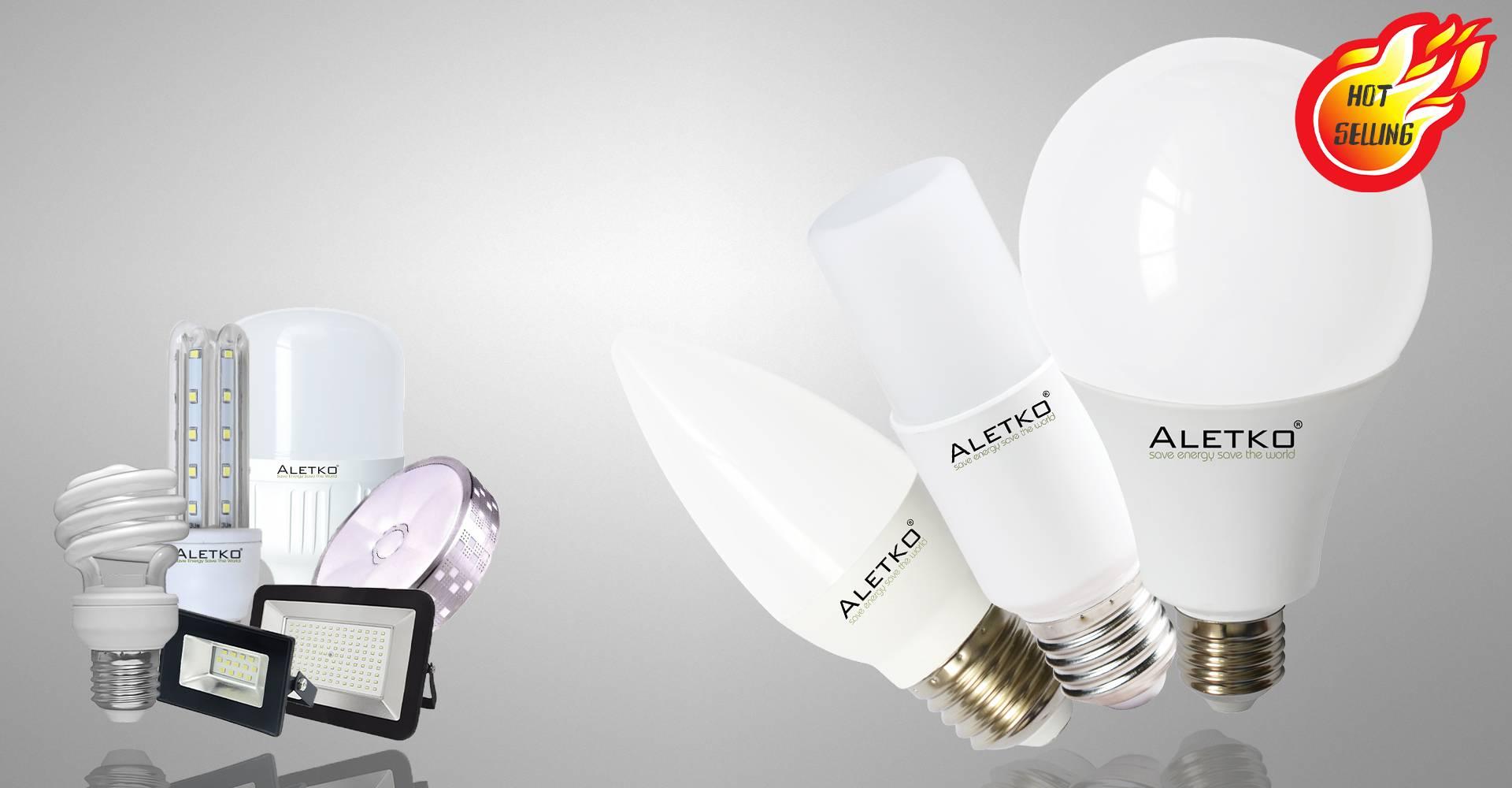 Variety of Bulbs